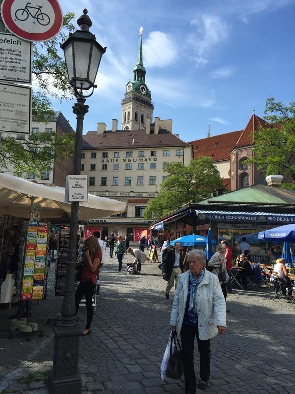 Around the markets