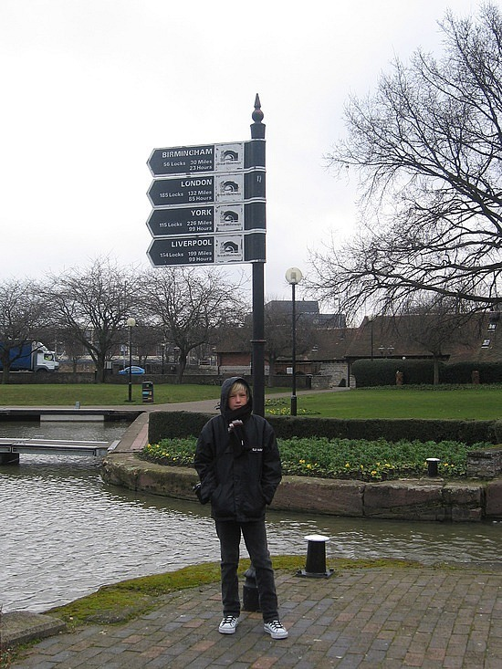 Nath near the lock