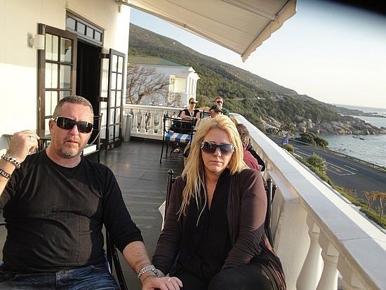 Twelve Apostle Hotel - Mark & Leigh