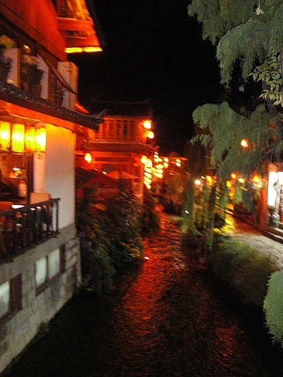 Canals in Lijiang