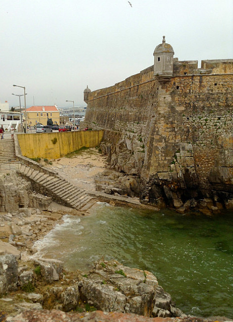Old Fort at Peniche