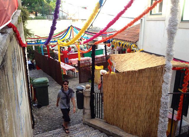 Festival; decorations