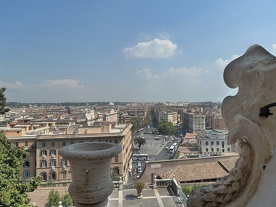 Views from vatican