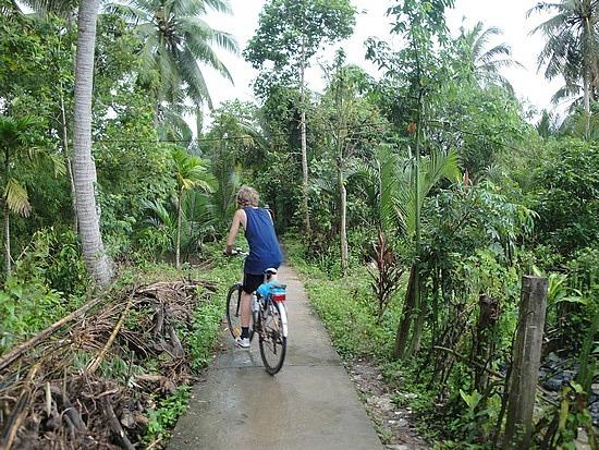 Roads getting narrower