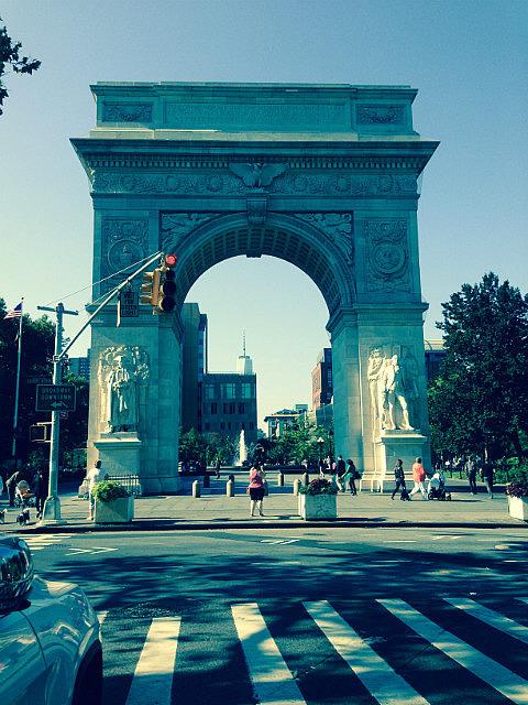 Washington Park Arch