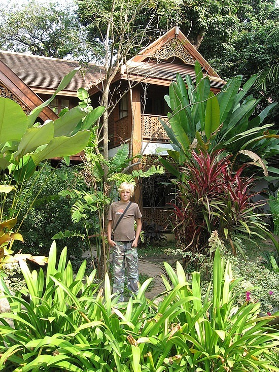 Baan Orapin Guesthouse