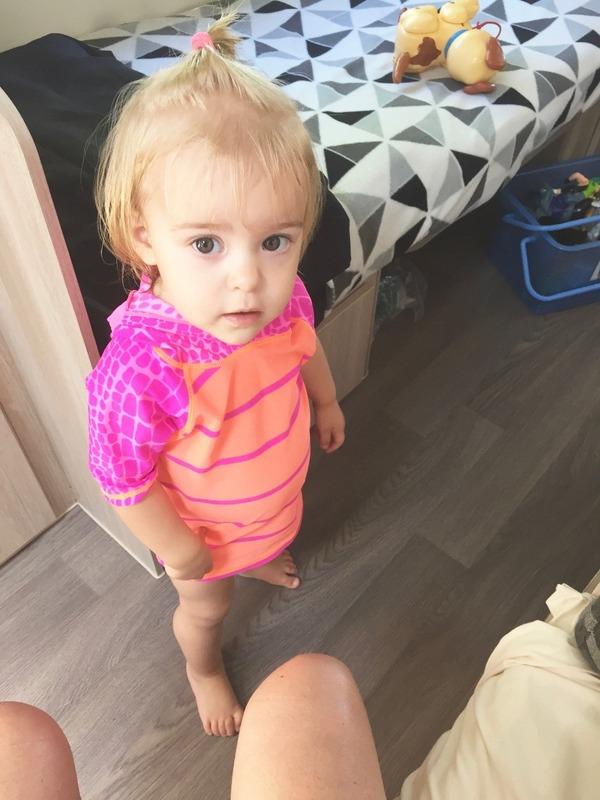 Eliana 19 months