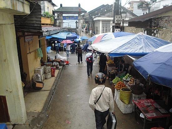 Rainy day in Sapa