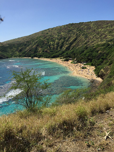 Beautiful Hanuma Bay