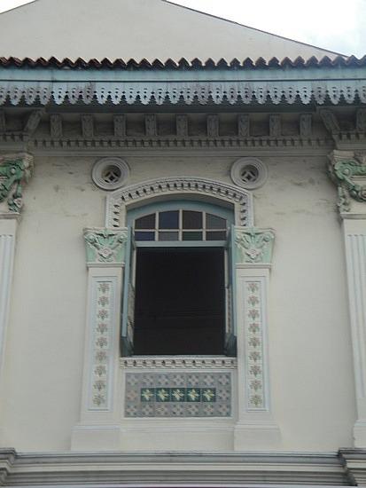 Decoration on buildings