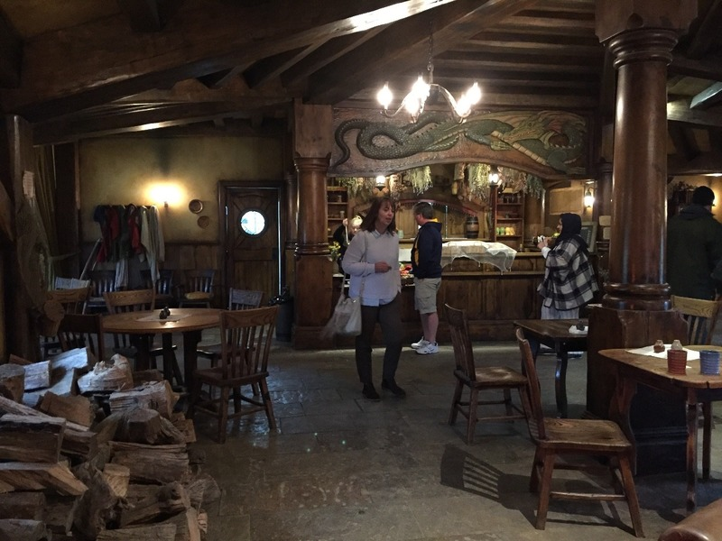 Gorgeous rustic tavern