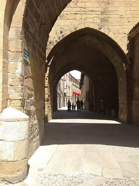 Impressive arches