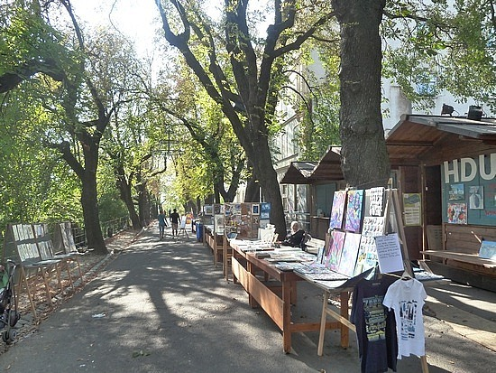 Artist area