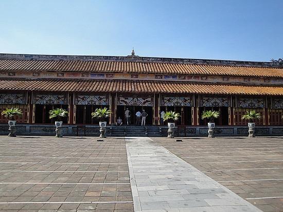 Emperors area