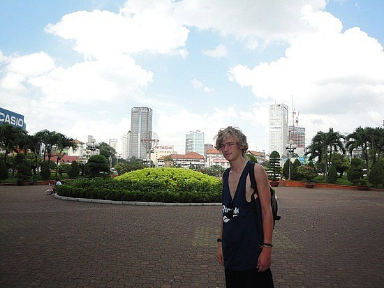 Park in HCMC