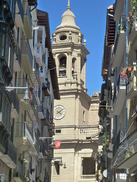 Church In Pamploma