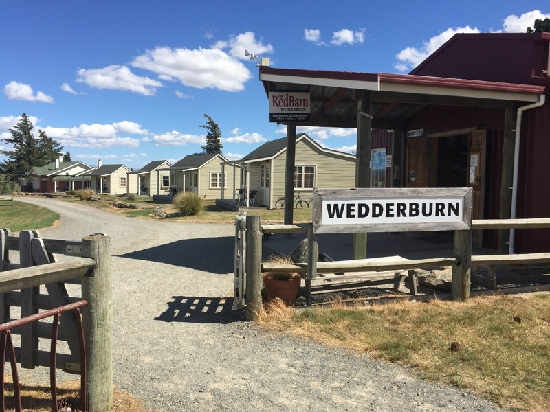 Wedderburn Cottages - great place to stay