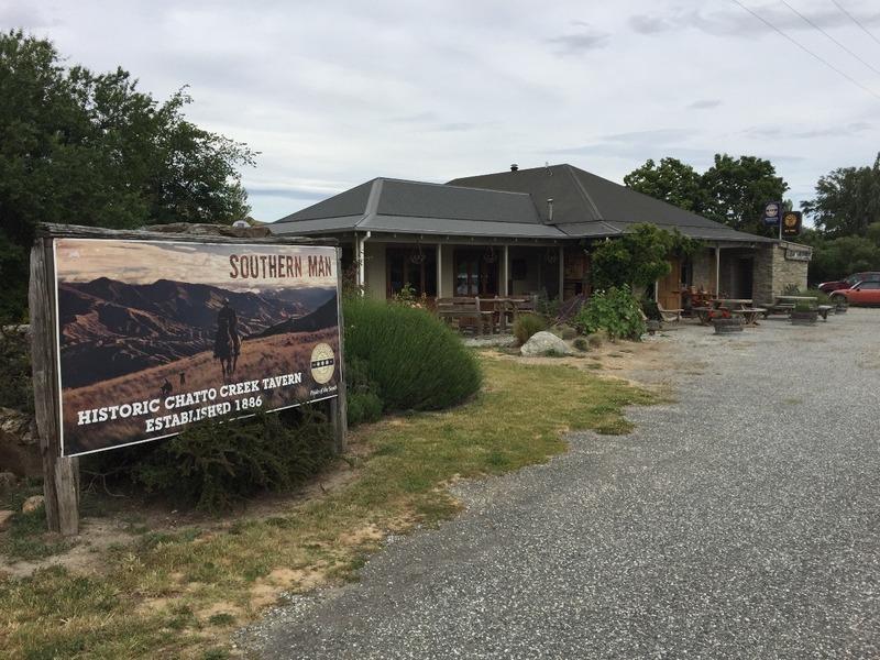 Chatto Creek Pub