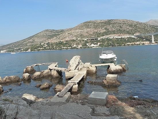 Interesting jetty