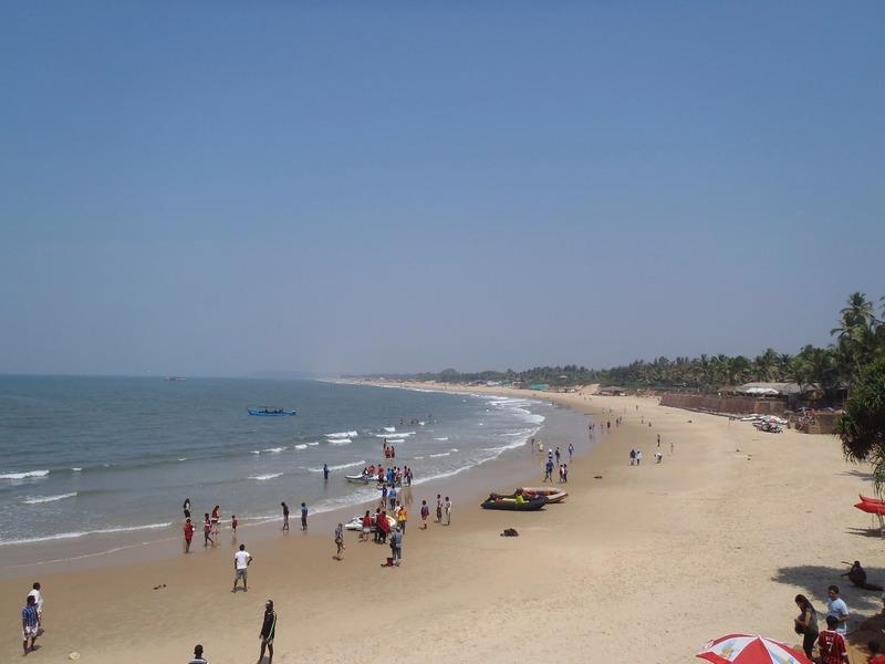 Candolin Beach