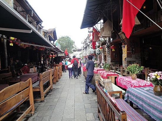 Foreigner Street restaurants