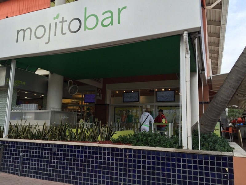 Mojito Bar in Bayside
