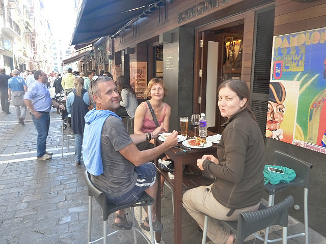 Tapas Bar- Warren, Lisette & Anne