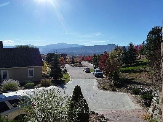 Fall in Co Springs