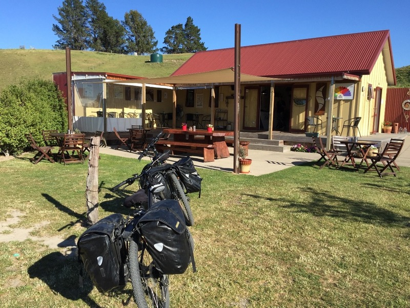 Best cafe  food on the trail