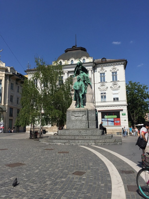 One of the squares
