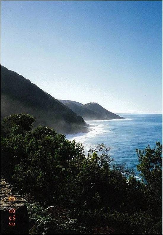 Great Ocean Road Scenery
