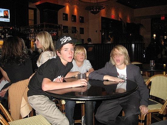 Mitch, Nath & Jaaden