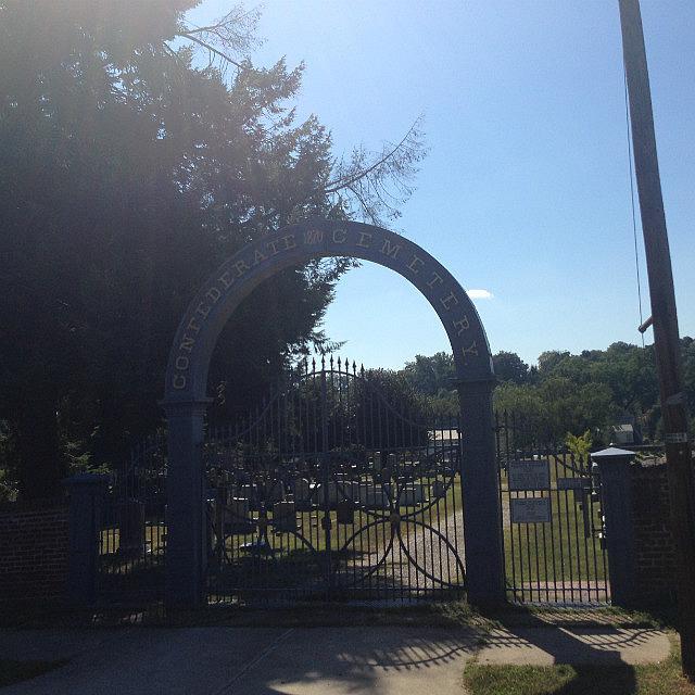 Battle ground cemetery