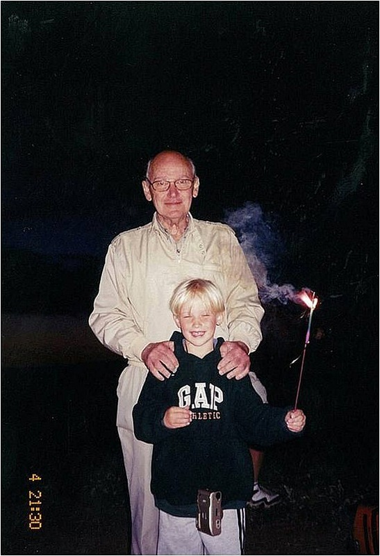 Grandfather & Nath