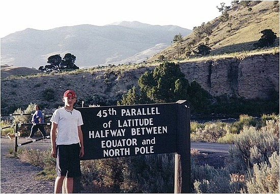 Tropic of Cancer in Montana