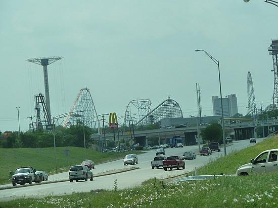 5 parks amusement park