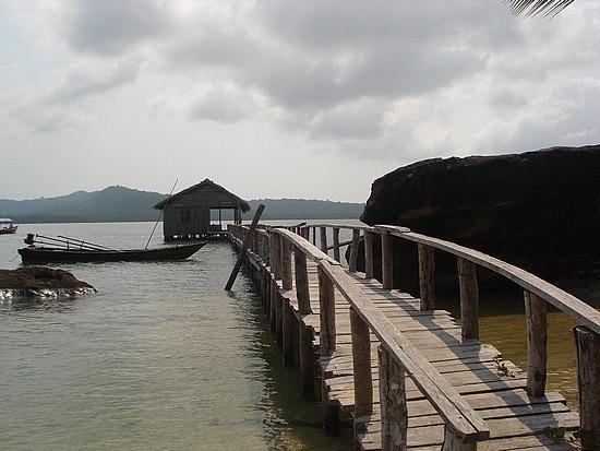 Dolphin Station jetty