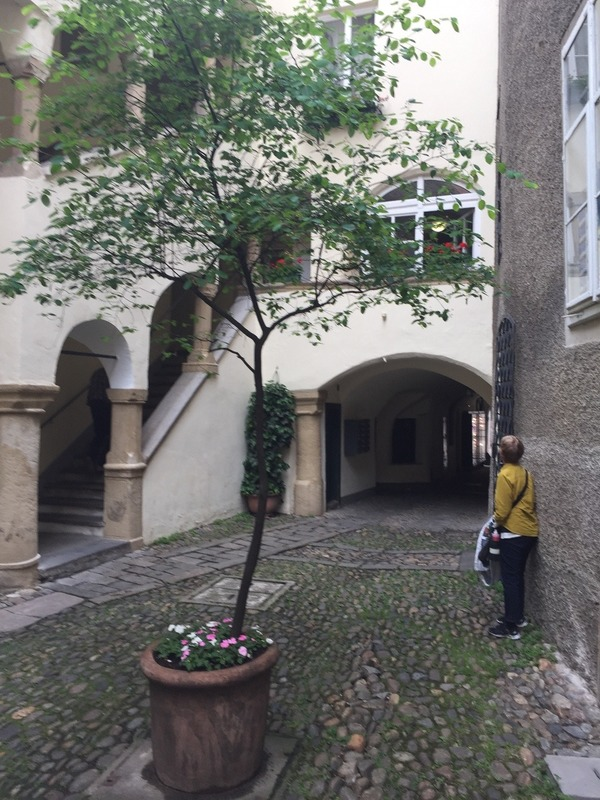 Courtyards