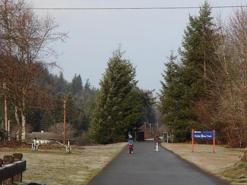 Cedar River trail bike lessons