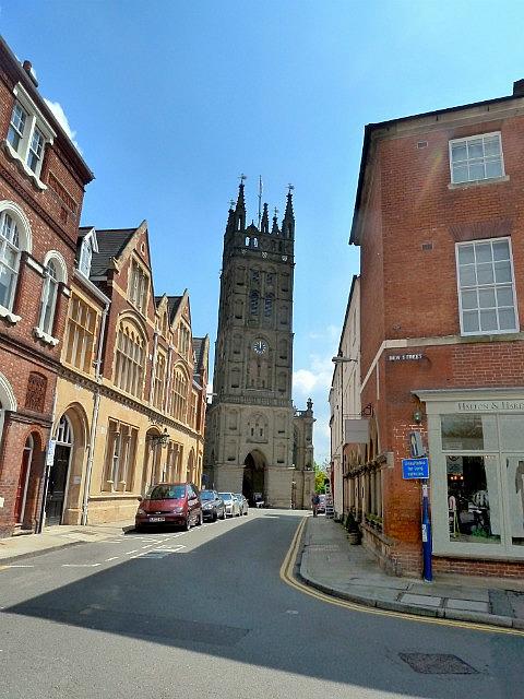 Warwick church