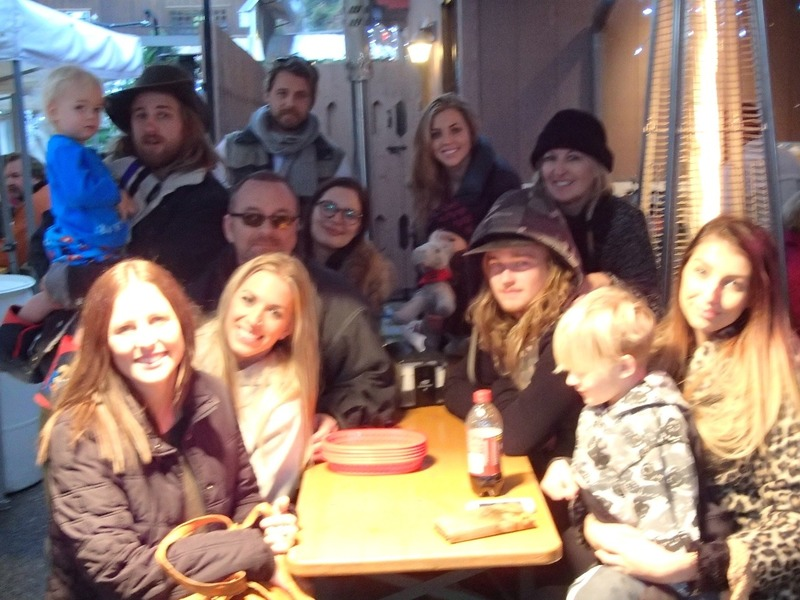 The gang in Leavenworth