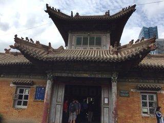 Ancient Choigin temple