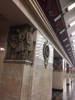 More subway shots