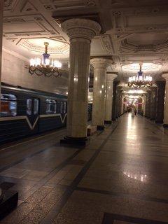 Subway shot