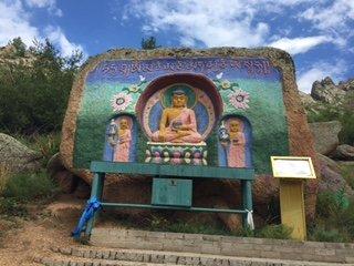 More Budha stops