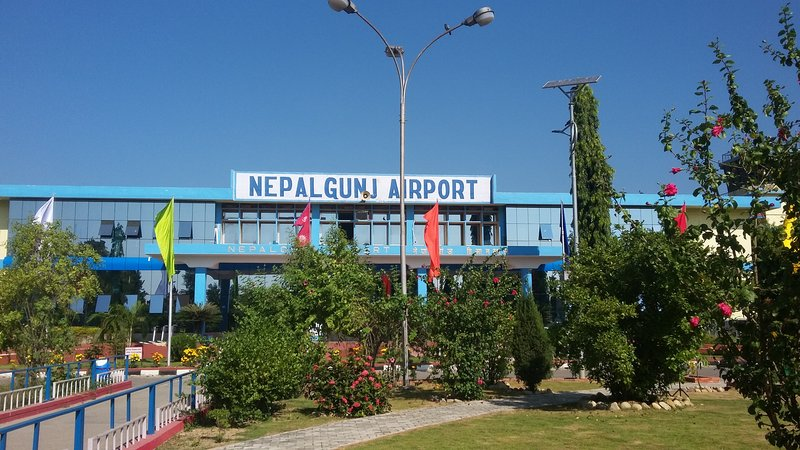 Leaving Nepalganj for Kathmandu