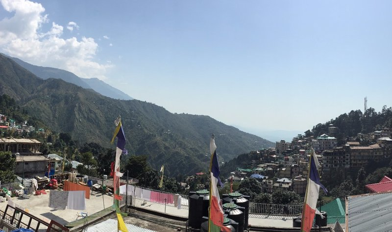 More mountain shots from Mcleod Ganj