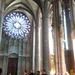 A quartet sings inside Basilique St Nazaire