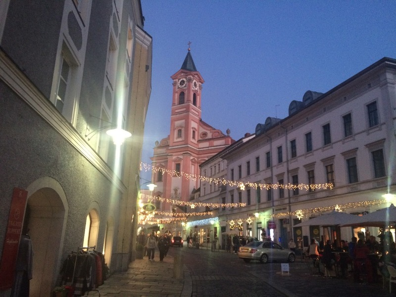 Christmas time in Passau