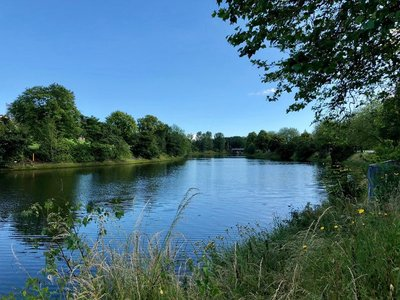 River Logan, Belfast